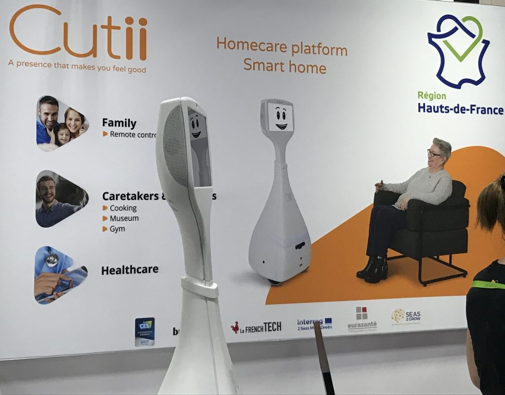 Cutii Home Support Platform