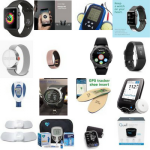 Healthcare and Wearable Technology for the Elderly