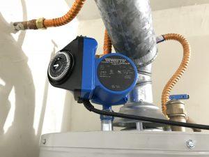 Water Heater Pump