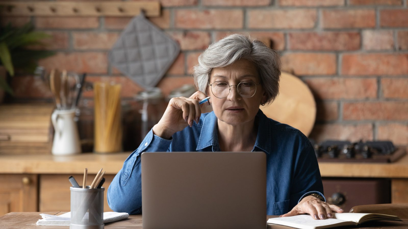 Aging, Renting, & Technology